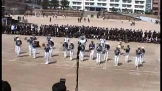 getlinkyoutube.com-小松工業マーチングバンド(in韓国-1)