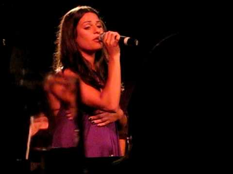 Touch Me -Lea Michele @ Upright Cabaret