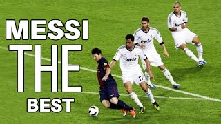 getlinkyoutube.com-Lionel Messi Destroying Real Madrid HD Goals ● Assists ● Dribbles ● Skills ● Nutmeg