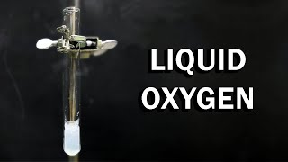 getlinkyoutube.com-Making and playing with Liquid Oxygen
