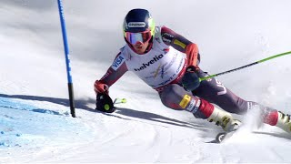 getlinkyoutube.com-Ted Ligety - WINS Giant Slalom - 2015 World Champs