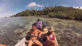 getlinkyoutube.com-RAJA AMPAT Papua indonesia spearfishing GT Dogtooth Spanish SHARK