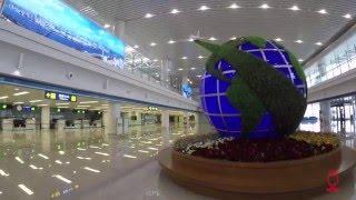 getlinkyoutube.com-Inside the new Pyongyang Sunan International Airport in North Korea