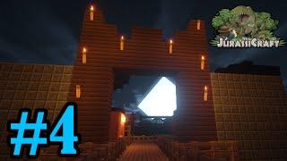 getlinkyoutube.com-Park Update!! | Jurassicraft 2.0 - Minecraft | #4