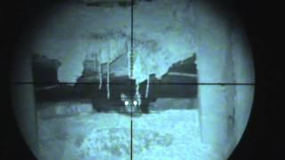 getlinkyoutube.com-Night Vision Ratting With T20 IR Iluminator Part 2