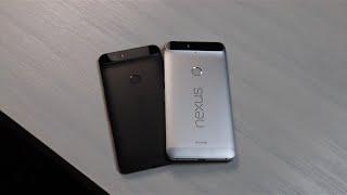 سحب على جهاز السنة Nexus 6P Giveaway