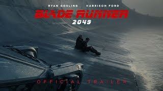 BLADE RUNNER 2049 | Official Trailer #2 | In Cinemas October 5