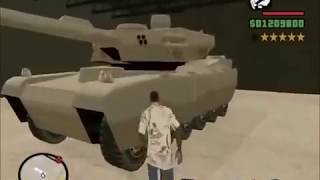 getlinkyoutube.com-GTA San Andreas: How to Find Four Uncommon Military Vehicles.