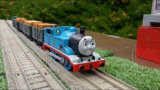 getlinkyoutube.com-Thomas & Friends | Thomas and the Troublesome Trucks | Full Remake