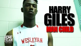 Harry Giles: Man Child | City of Palms