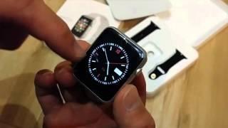 getlinkyoutube.com-Iwo 1:1 smartwatch clon de Apple watch en español