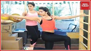 Deepika Padukone Workout Video For Item Song In Raabta