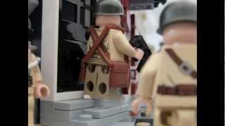 getlinkyoutube.com-Lego battle of Cherbourg