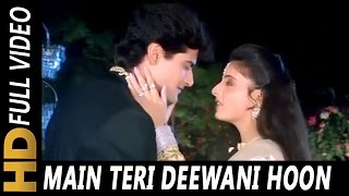 Main Teri Deewani Hoon   Alka Yagnik, Kumar Sanu, Sadhana Sargam  Aulad Ke Dushman 1993 Songs   width=