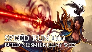 getlinkyoutube.com-DIABLO 3 PL - SPEED RUN U10 - BUILD NIEŚMIERTELNY WIZZ ( PATCH 2.4 )