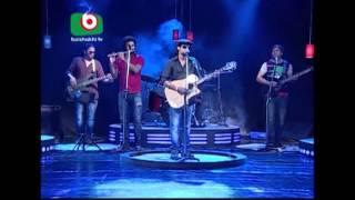 ashiQ - rhythm of band on Boishakhi tv #3