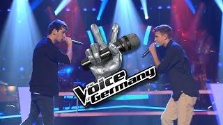 Superheroes – Philipp Rodrian Vs. Arnold Meijer | The Voice 2014 | Battle