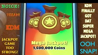 getlinkyoutube.com-Super Mega Jackpot on Subway Surfers!