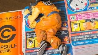 ドラゴンボールヒーローズ GDM4弾 レンコ排出結果・配列 1台目!DRAGONBALL HEROES