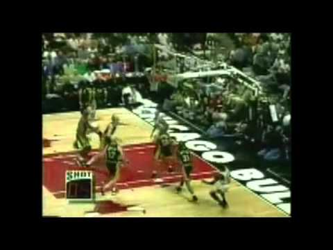 MICHAEL JORDAN 1998 PLAYOFFS HIGHLIGHTS: The Legend (black socks era)