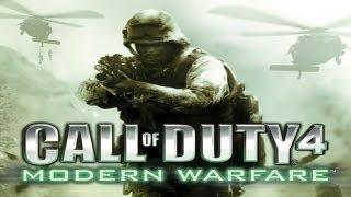getlinkyoutube.com-Call Of Duty 4 Modern Warfare - Game Movie