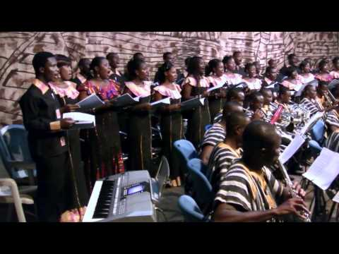 Ghana National Symphony Orchestra &amp; Harmonious Chorale (Aseda)