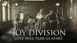 getlinkyoutube.com-Joy Division - Love Will Tear Us Apart [OFFICIAL MUSIC VIDEO]