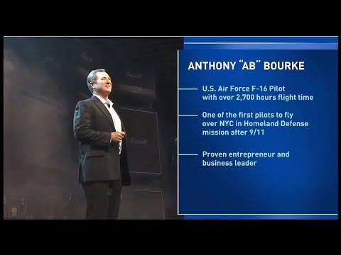 Anthony Bourke
