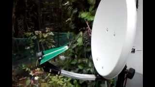 World's cheapest INMARSAT reception systen using DVB-T USB dongle (RTL SDR)