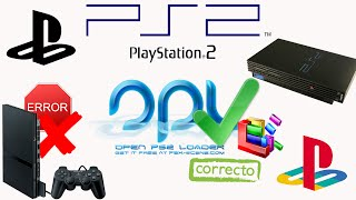 getlinkyoutube.com-Como arreglar el error de la fragmentacion del OPL ps2