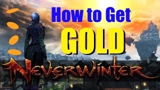 getlinkyoutube.com-How to get GOLD at low levels = Neverwinter = VictoryV5
