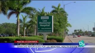 Ganancias reportadas por Lee Memorial Health System