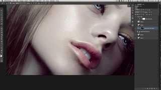 getlinkyoutube.com-High End Beauty Retouching