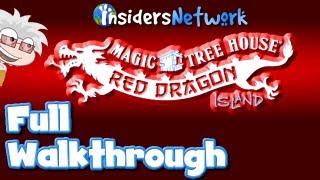 ★ Poptropica: Red Dragon Island FULL Walkthrough ★