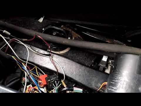 УАЗ Патриот | Отключение ABS | Где находится датчик ускорения