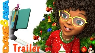 getlinkyoutube.com-We Wish You a Merry Christmas - Trailer | Christmas Songs for Kids | Christmas Songs by Dave and Ava