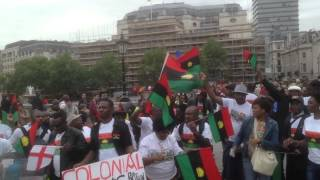 getlinkyoutube.com-Biafra London rally