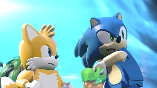 getlinkyoutube.com-Sonic the Hedgehog LEGO Dimensions All Cutscenes Full Movie