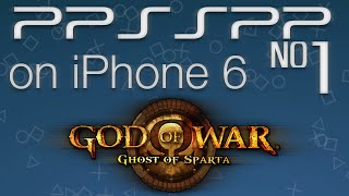 getlinkyoutube.com-God of War: Ghost of Sparta on iPhone 6