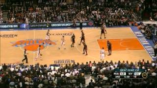getlinkyoutube.com-LeBron James & Dwyane Wade Highlights - Knicks vs Heat Game 3 Playoffs 2012