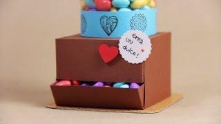 Candy Shake: Haz tu Dispensador de dulces // Candy Dispenser DIY