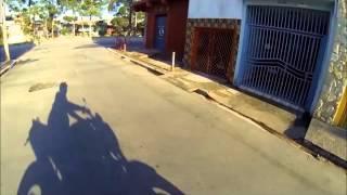 getlinkyoutube.com-ASSALTO E FUGA DE HORNET 600 NA AV, JACU PÊSSEGO - 16/03/2014