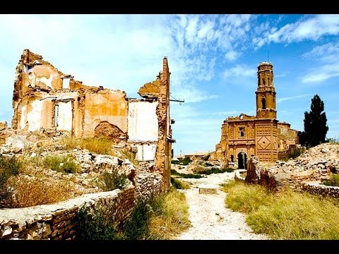 10 Abandoned Places Part Two..
