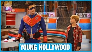 getlinkyoutube.com-HENRY DANGER Set Tour: Blowing Bubbles and Tom Cruise Impressions!