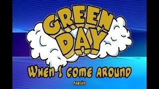 Green Day - When I Come Around Karaoke