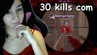 getlinkyoutube.com-30 KILLS com Piercing Shot!