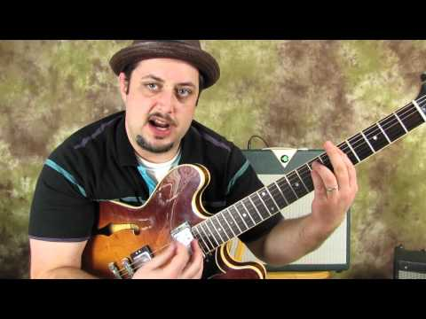 Major Pentatonic Guitar Lesson