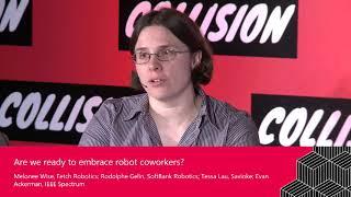 Robot Coworkers?