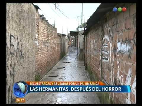 El estado de las nenas secuestradas y abusadas por umbandas - Telefe Noticias