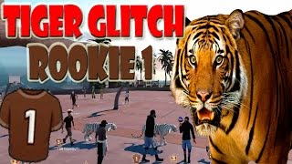 TiGER GLITCH , ROOKIE 1 iT WORKS 100% !!!!!! NBA 2K16